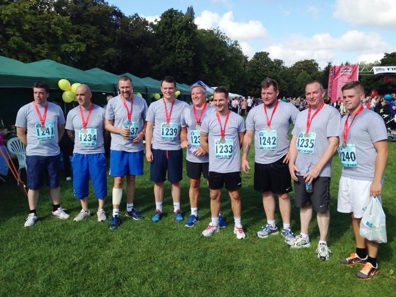 Banks's 10k Run at Wolverhampton Marathon