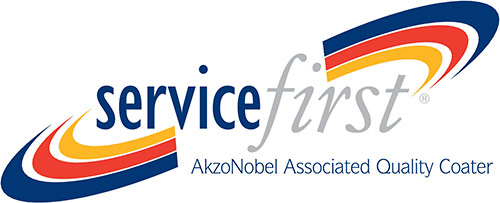 service first azko nobel logo